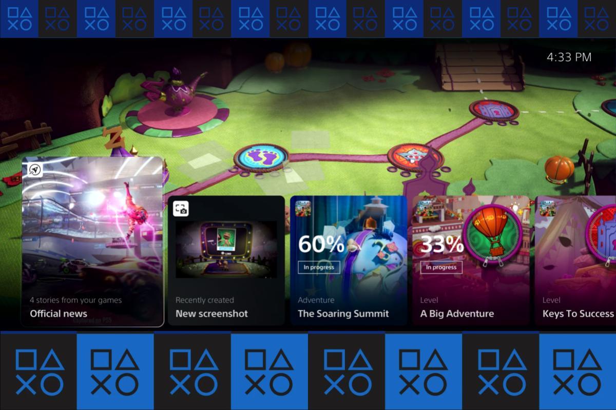 Anteprima della User Experience di nuova generazione di PlayStation 5
