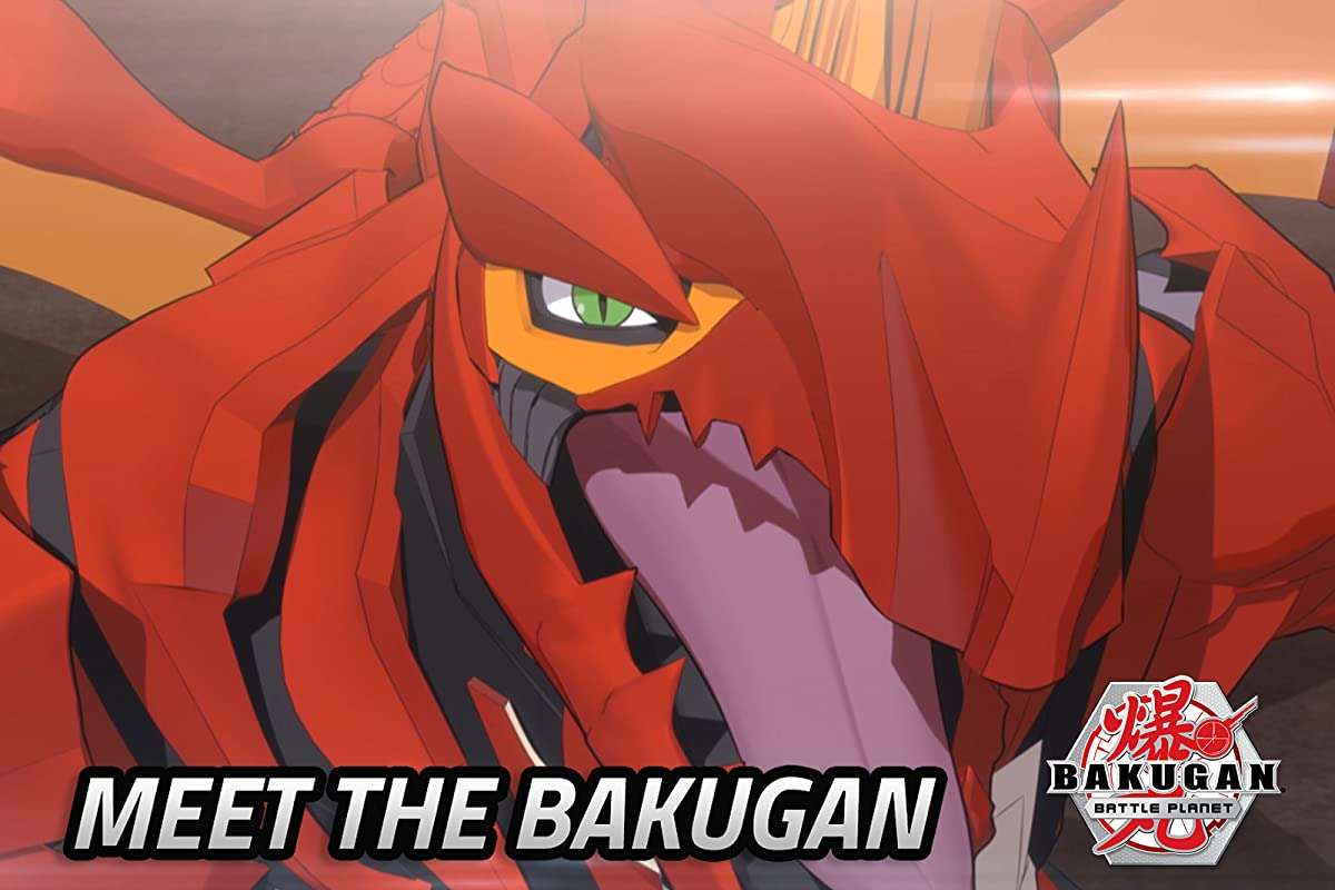 Clip_ Bakugan Battle Planet_ Prima della battaglia