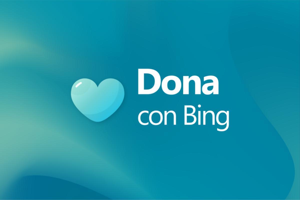 Dona con Bing, l'iniziativa che trasforma le ricerche in donazioni benefiche arriva in Italia