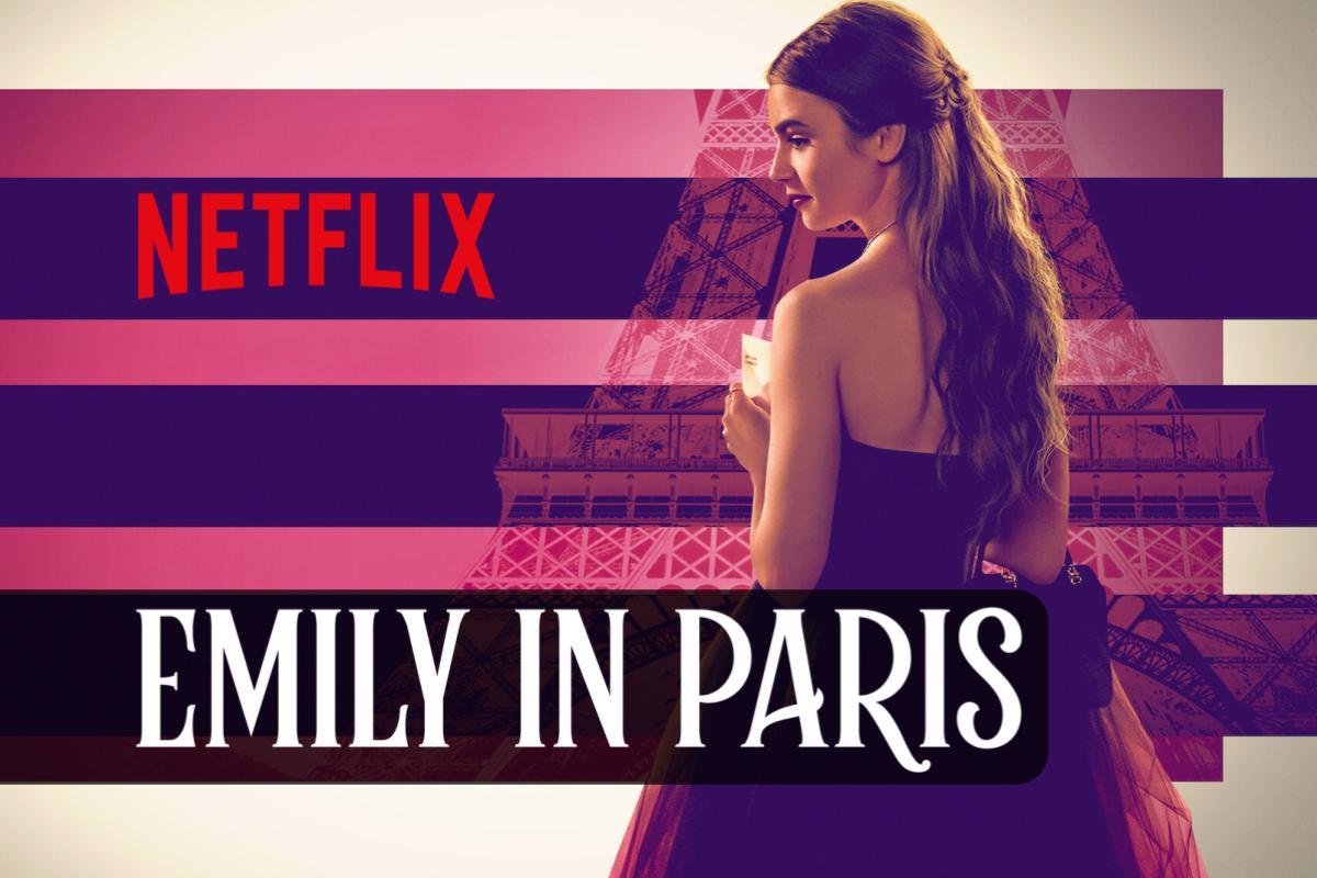 Emily in Paris Netflix guadagna il primo posto nella Top 10