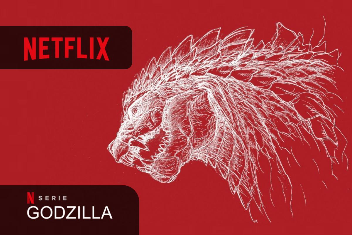 """Godzilla torna con una nuova serie anime su Netflix """"Godzilla Punto di singolarità"""""""
