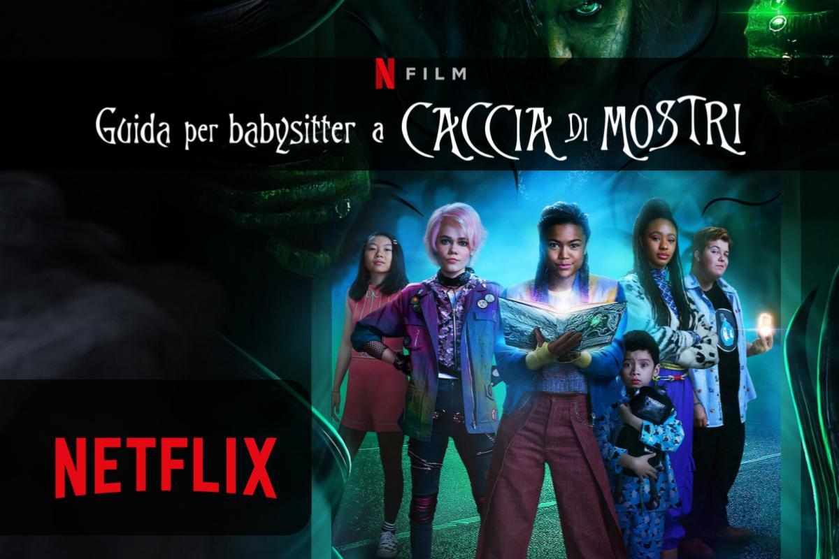 Guida per babysitter a caccia di mostri da non perdere su Netflix