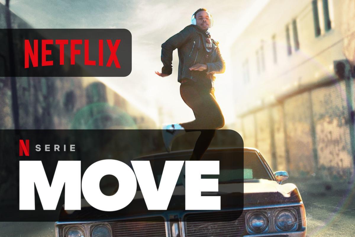 Move una nuova docuserie dedicata al ballo da Netflix