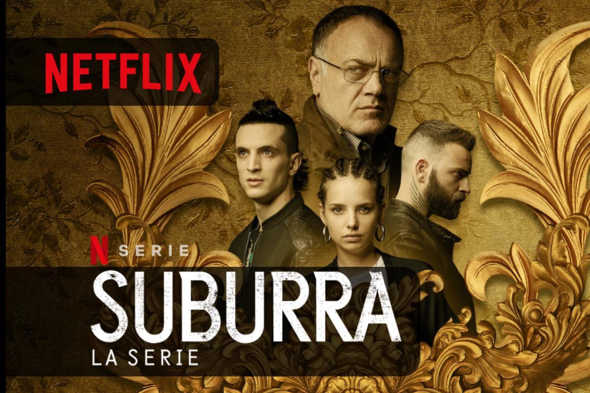 Suburra finalmente disponibile da oggi in Italia la stagione 3