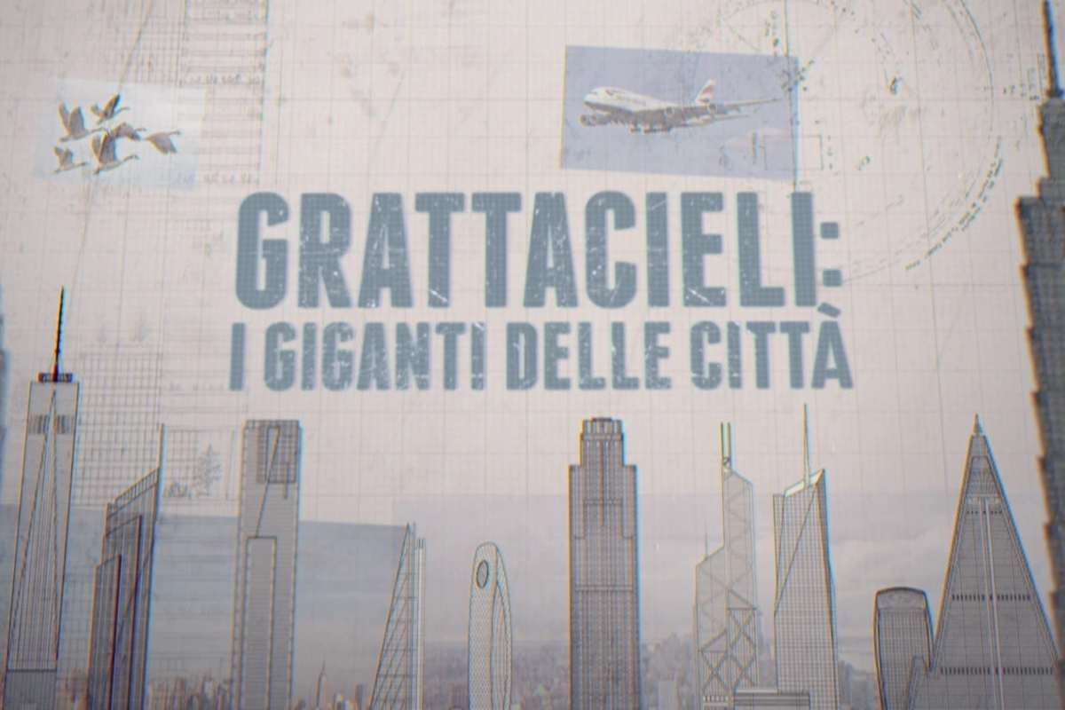 i grattacieli i giganti delle città documentario serie amazon prime video