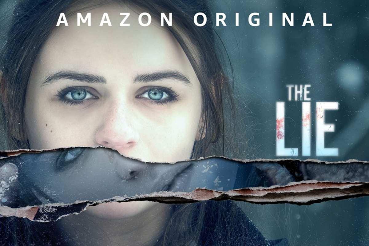 la bugia the lie amazon original Prime video
