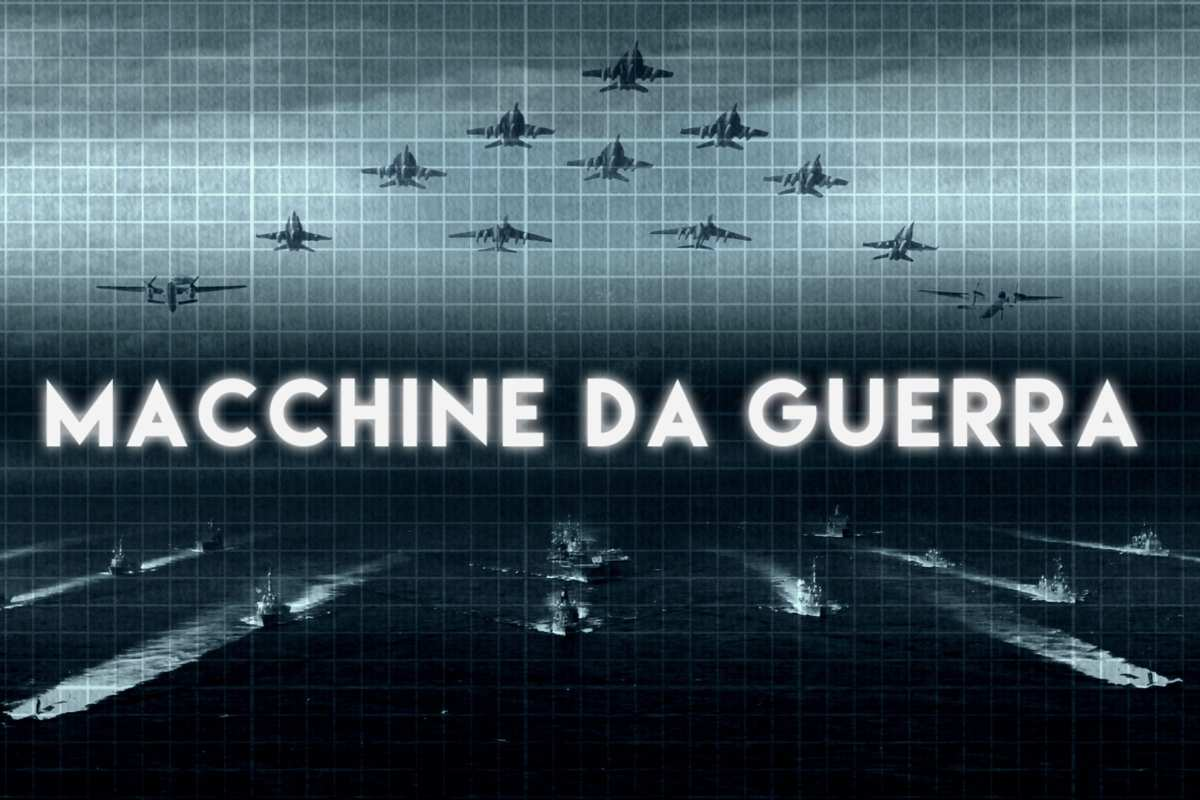 macchine da guerra serie documentario amazon prime video