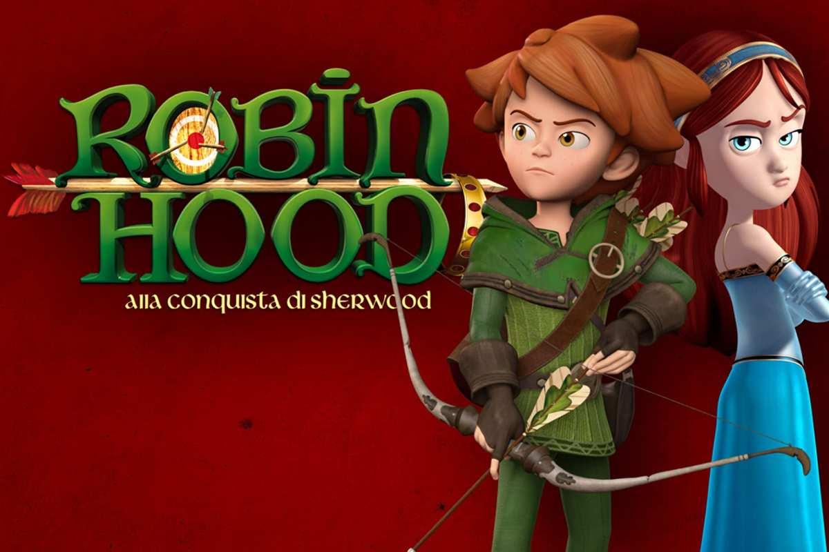 robin hood alla conquista di sherwood amazon prime video