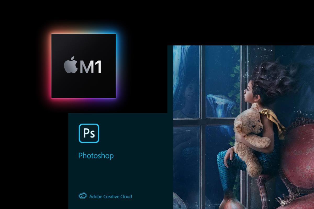 Adobe rilascia la prima beta di Photoshop per Mac con Apple Silicon