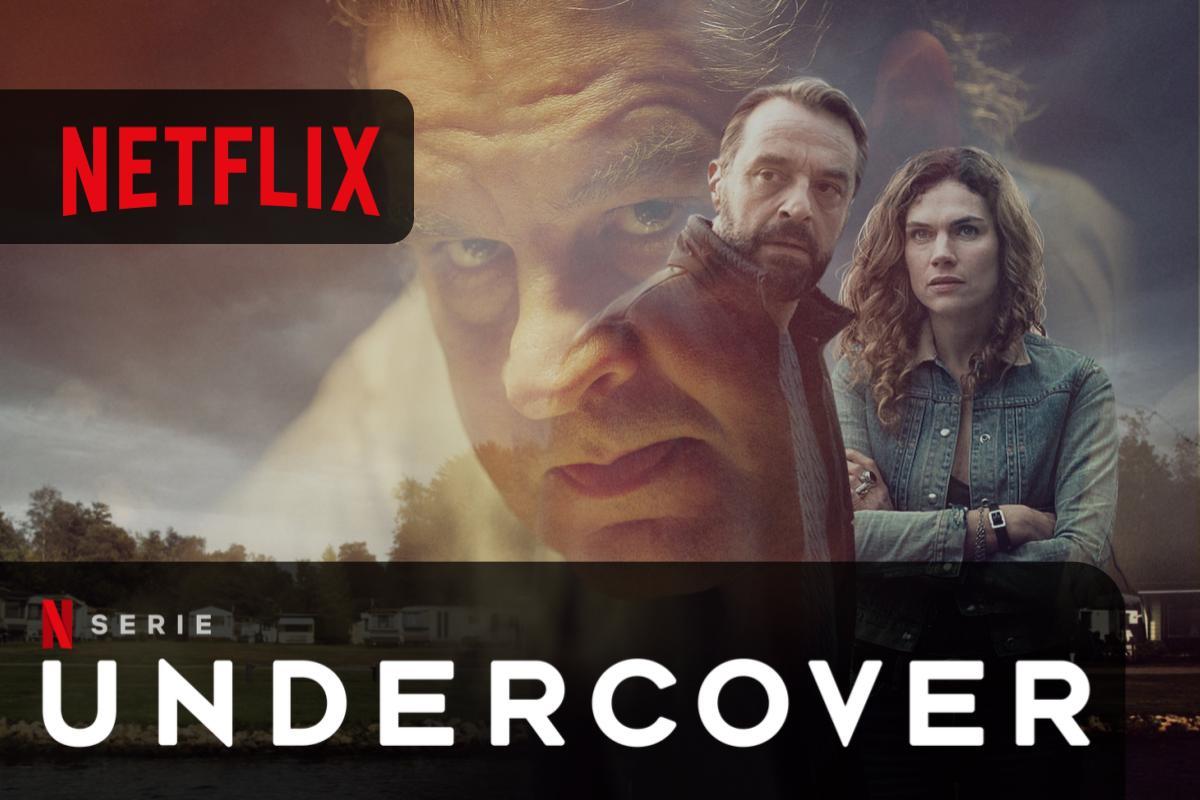 Arriva oggi la Stagione 2 di Undercover solo su Netflix