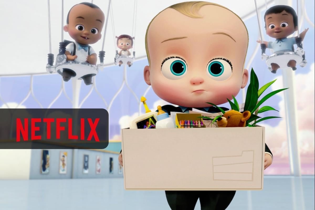 Baby Boss: Di nuovo in affari la Stagione 4 arriva su Netflix