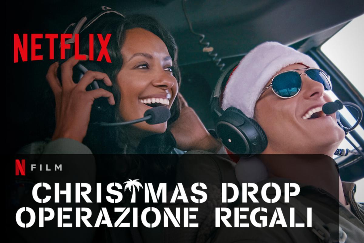 Christmas Drop: operazione regali su Netflix una nuova commedia romantica