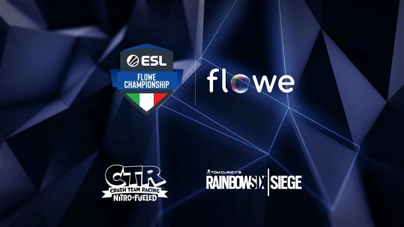 ESL Flowe Championship riparte il campionato console