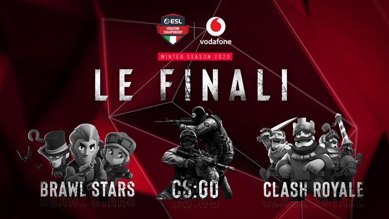 Esl vodafone championship e virtual arena a mgw-x !