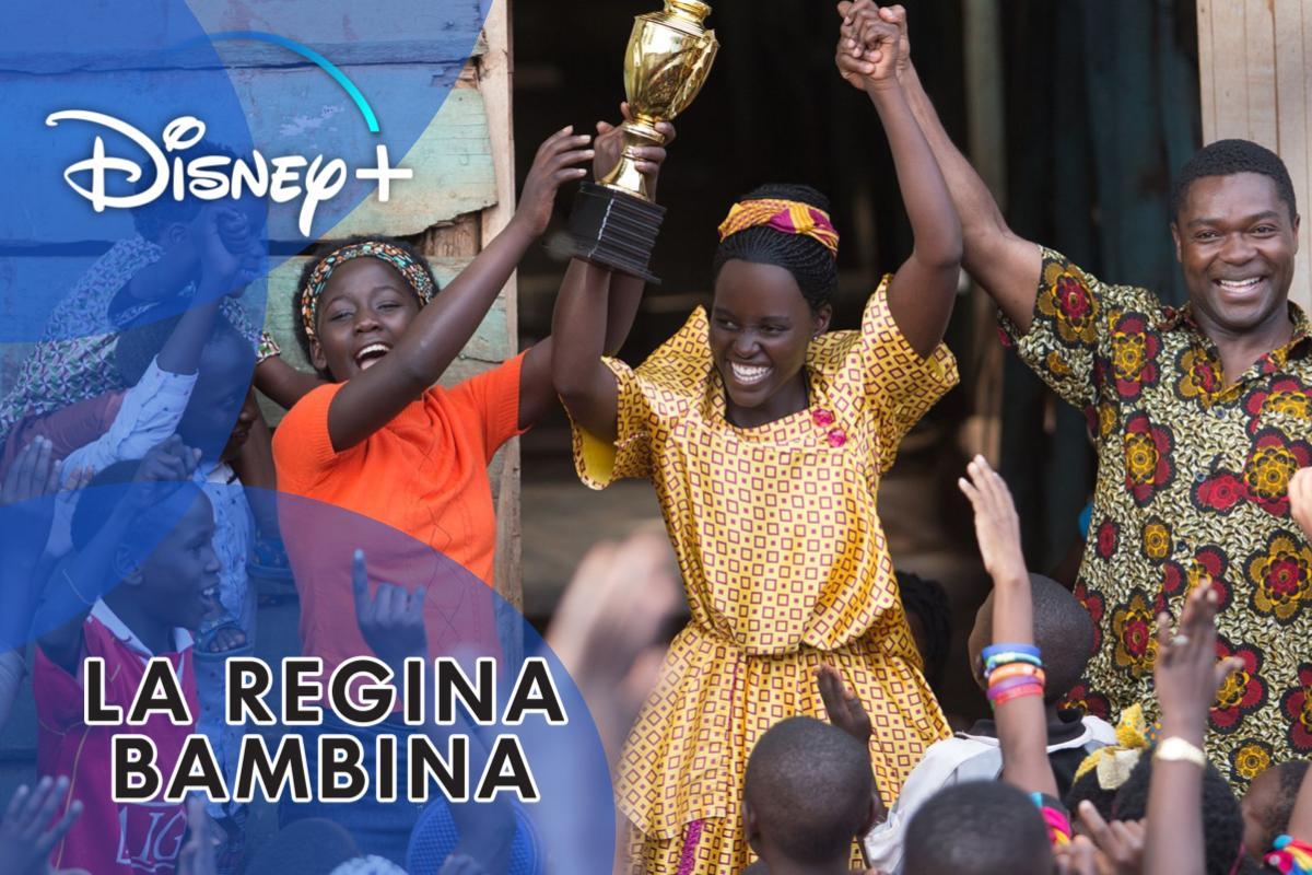 La vera regina degli scacchi è nel film in streaming su Disney+