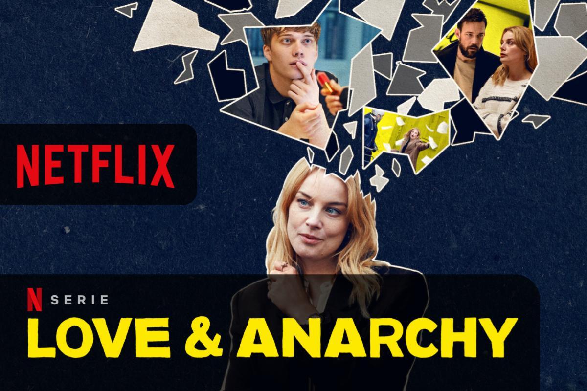 Love & Anarchy una serie divertente disponibile da oggi solo su Netflix