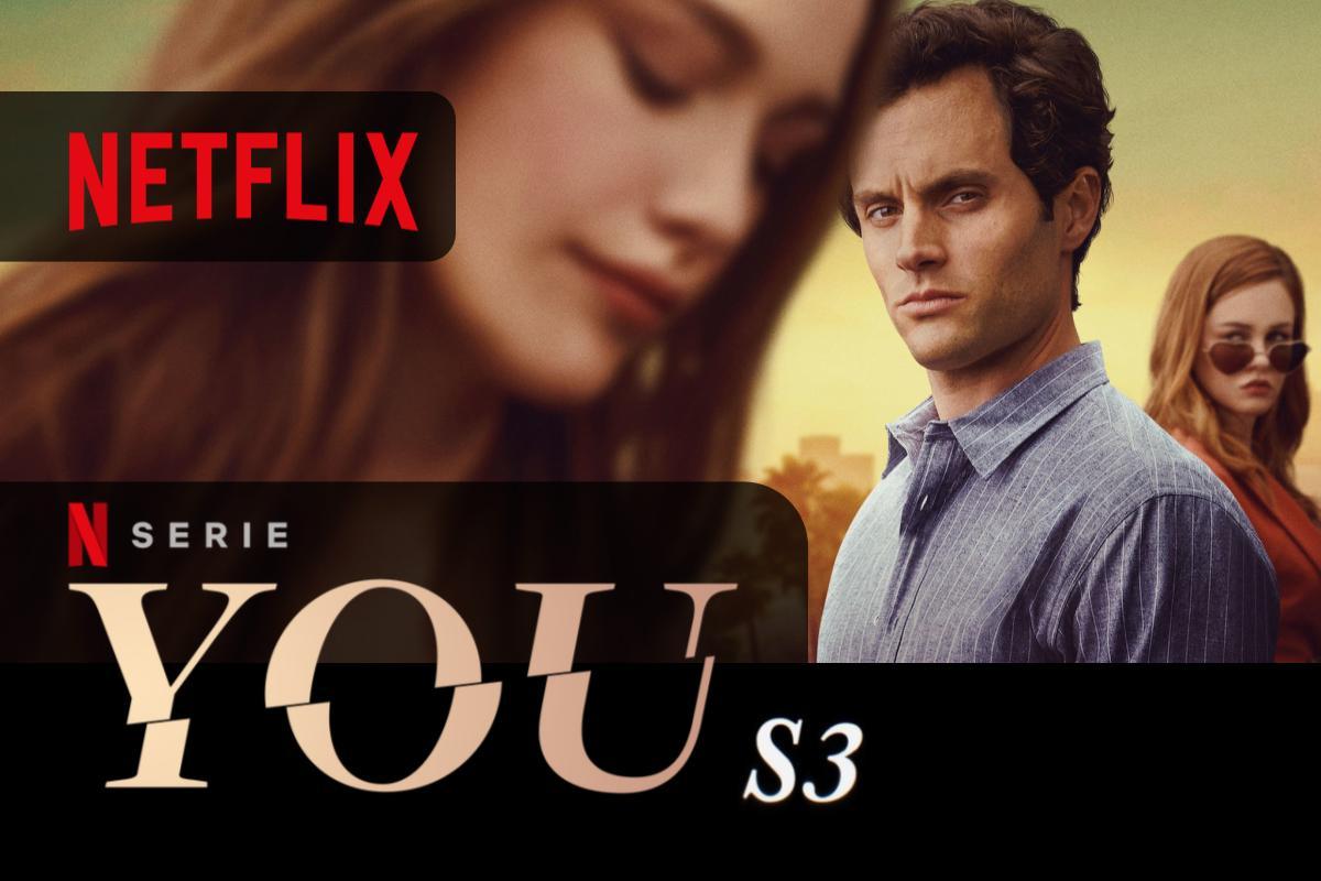"""Quando arriva la terza stagione di """"YOU"""" su Netflix?"""