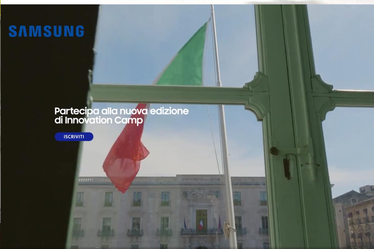 Samsung presenta la quarta edizione di Samsung Innovation Camp