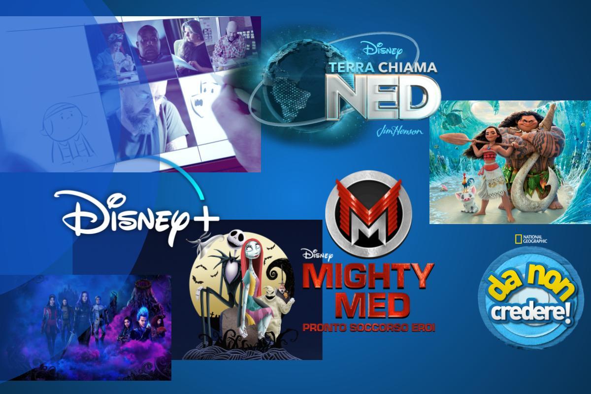 Scopri i titoli più visti della settimana Disney Plus