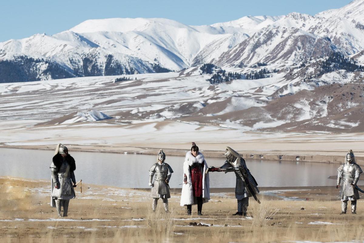 Tribes and Empires Le profezie di Novoland la serie epic-fantasy in prima visione assoluta