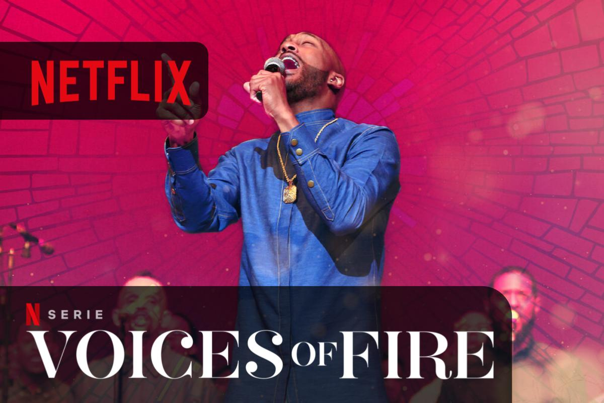 Voices of Fire segui Pharrell Williams nella serie gospel su Netflix