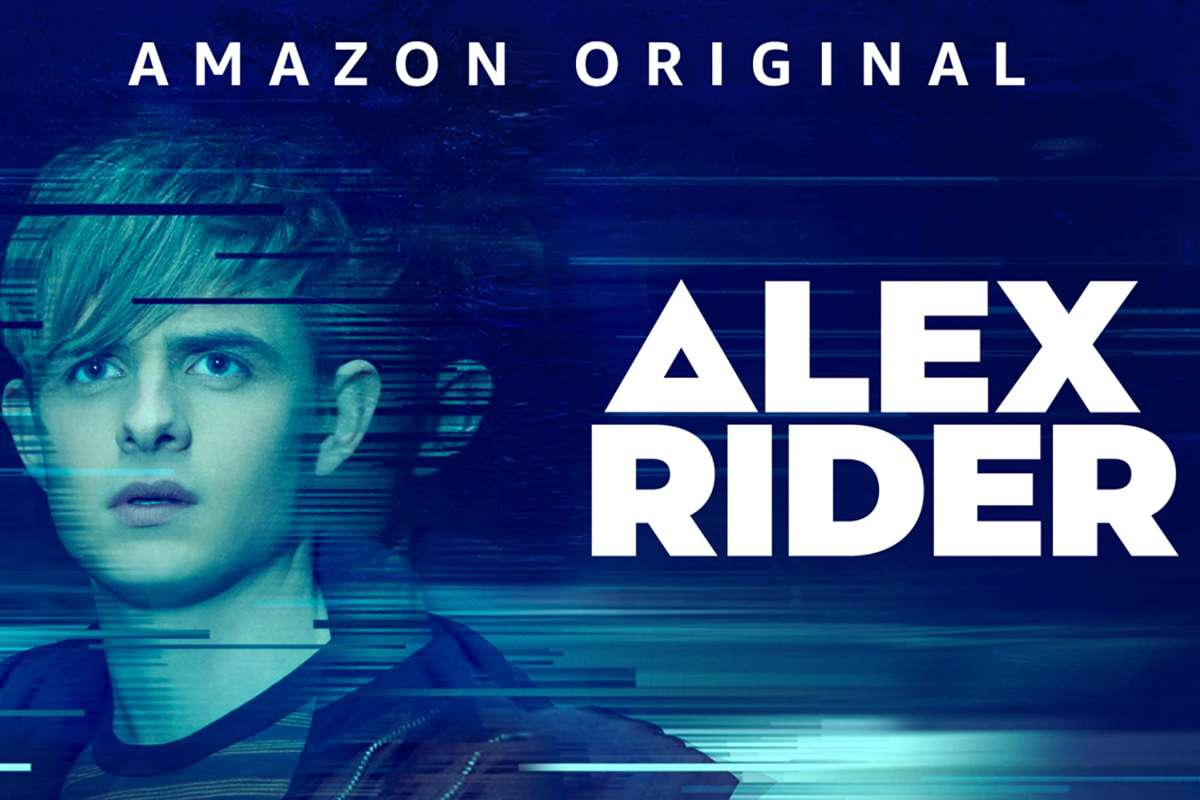 alex rider amazon original streaming prime video