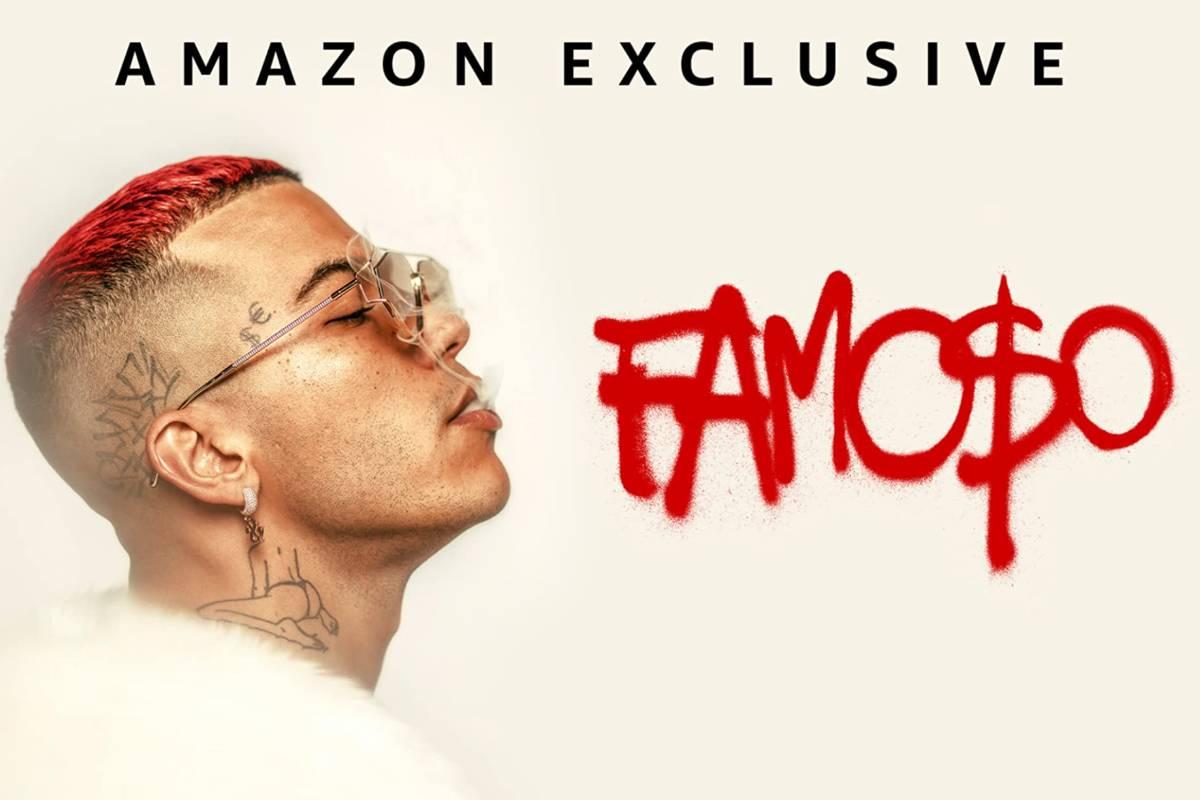famoso amazon exclusive prime video documentario