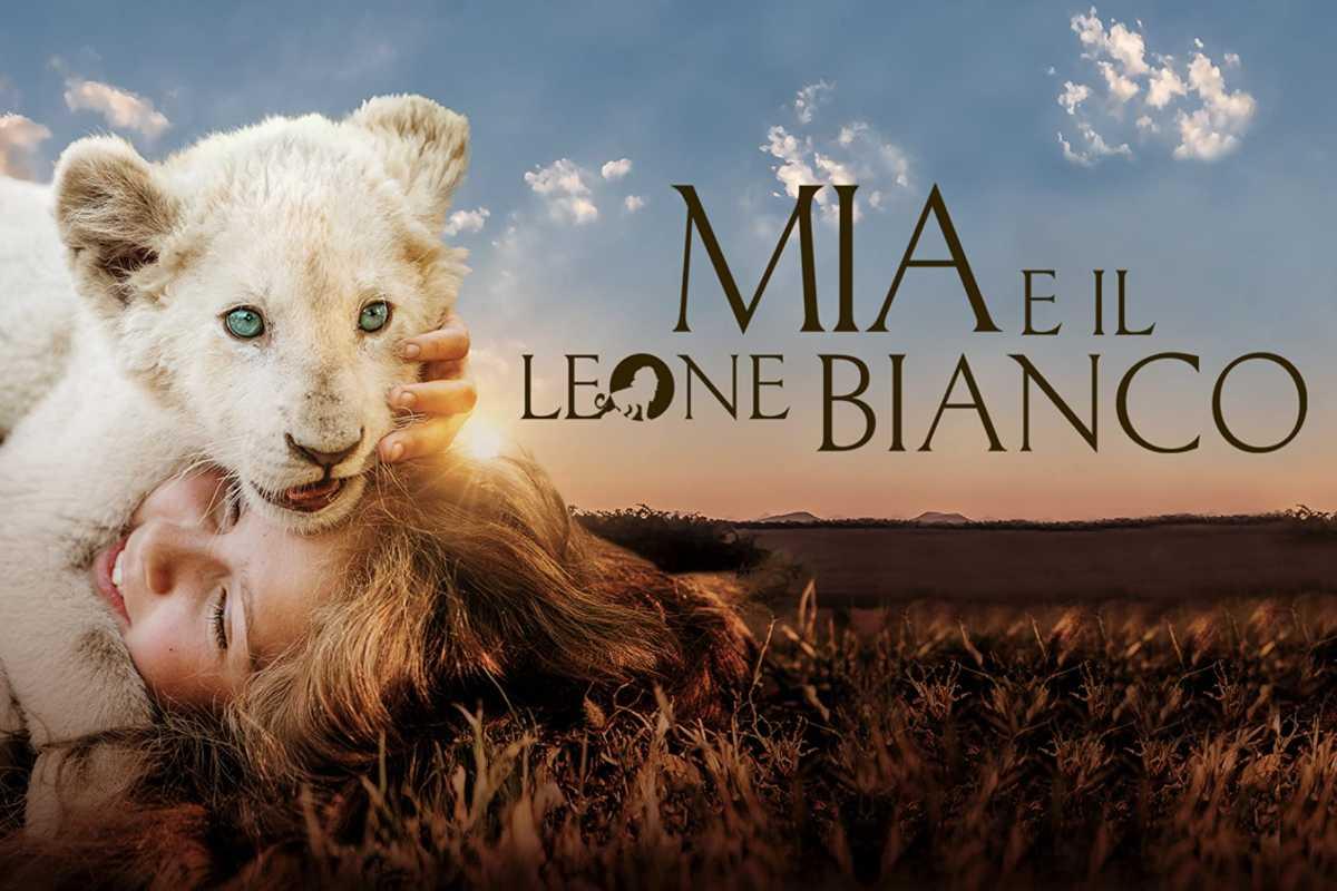 film mia e il leone bianco amazon prime video
