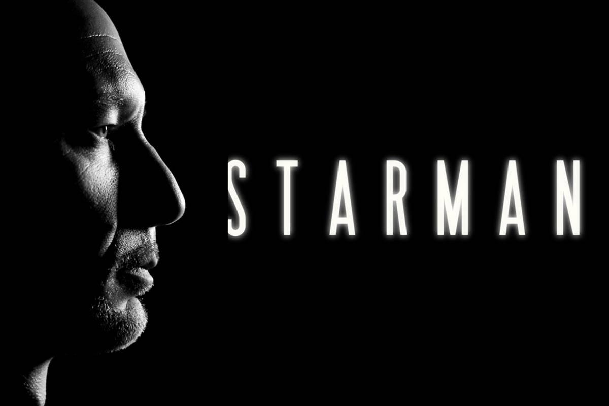starman film documentario amazon prime video