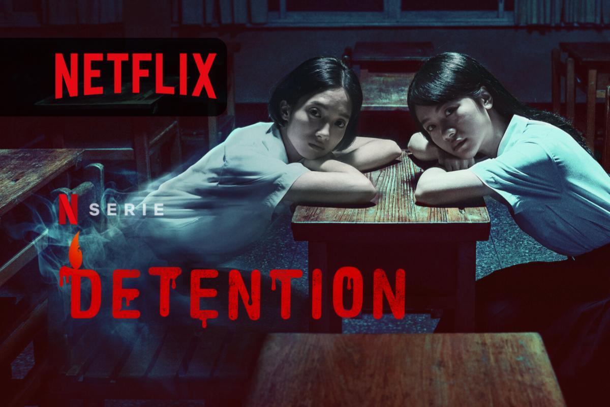 Arriva oggi la serie Detention su Netflix