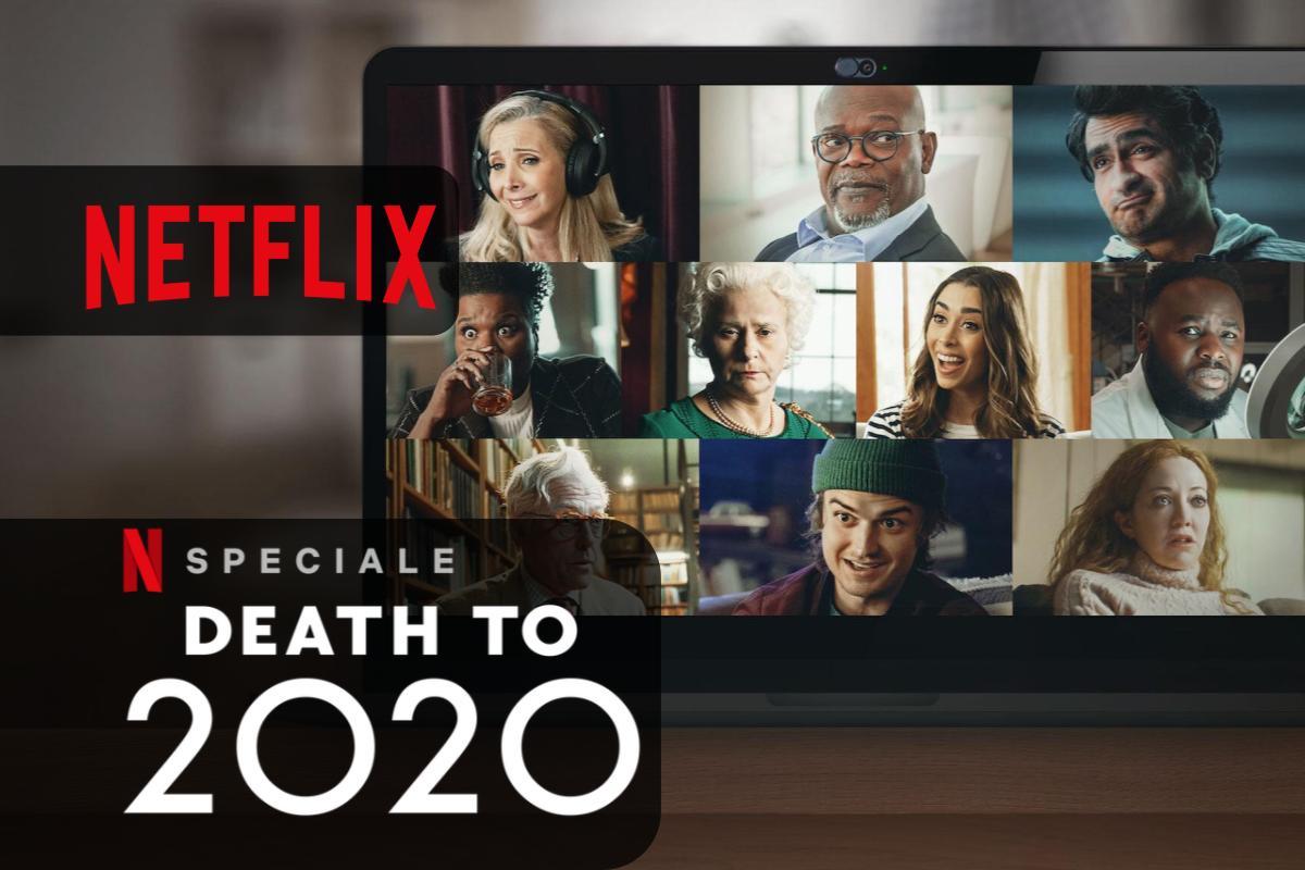 Death to 2020 sguardo comico sull'anno che vogliamo lasciarci alle spalle