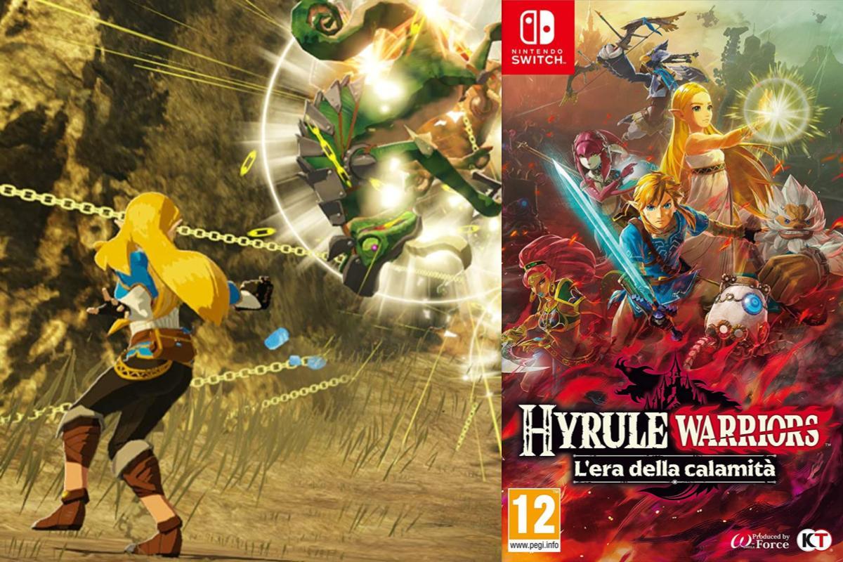Hyrule Warriors: L'era Della calamità nuovo capitolo della mitica storia di The Legend of Zelda