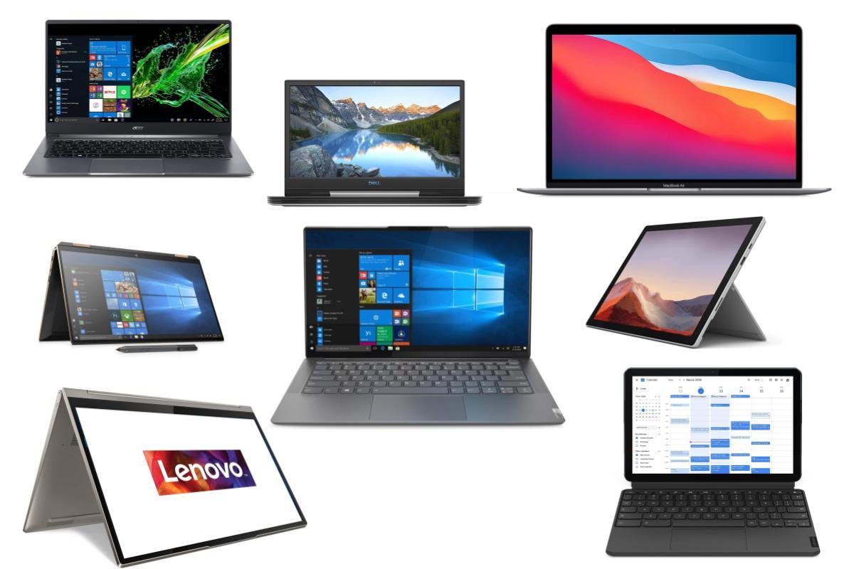 I migliori laptop del 2020 per tutti i tipi di utenti