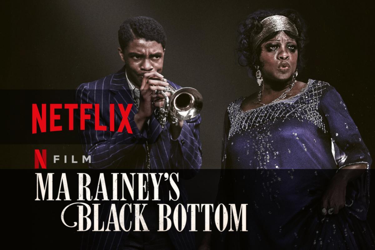 Ma Rainey's Black Bottom arriva su Netflix il premio Oscar Viola Davis