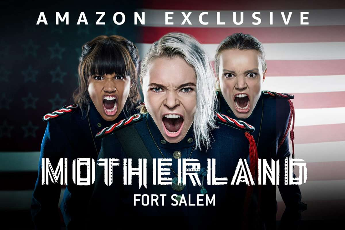 Motherland fort salem streaming amazon prime video exclusive