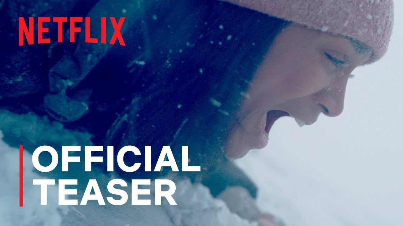 Netflix presenta il teaser di Red Dot un thriller mozzafiato nella natura selvaggia