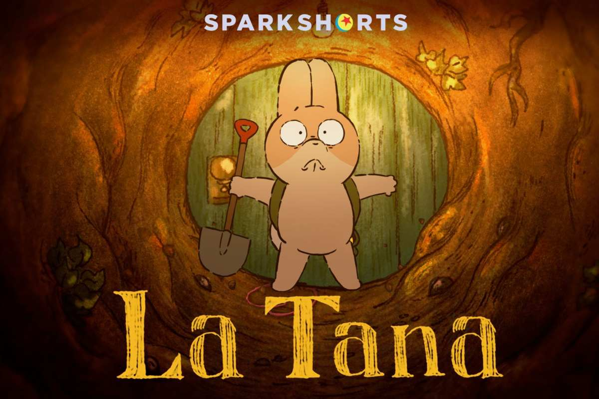 Pixar Sparkshorts La tana disney plus