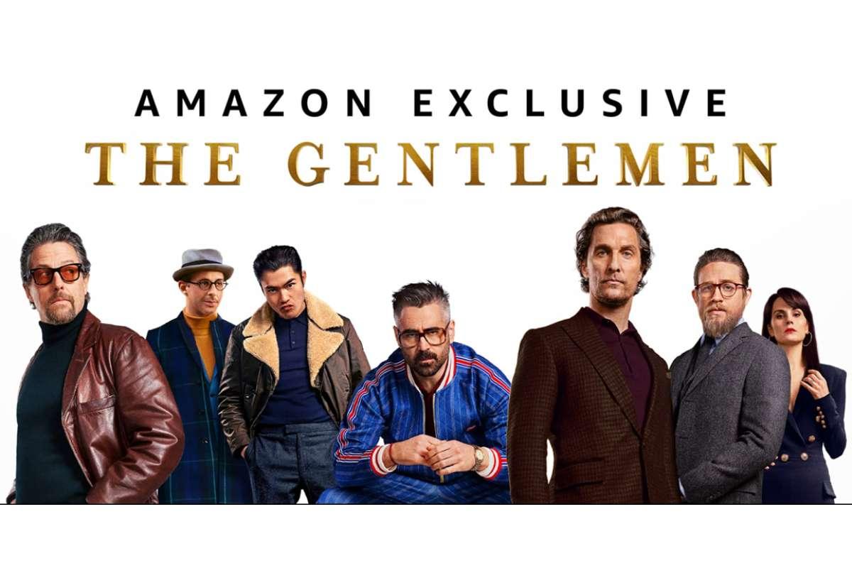 The Gentlemen Amazon Exclusive film prime video