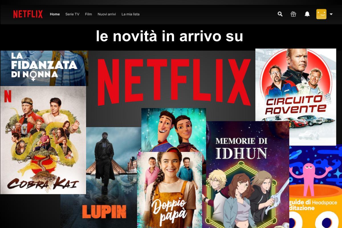 Tutte le novità in arrivo su Netflix a Gennaio 2021