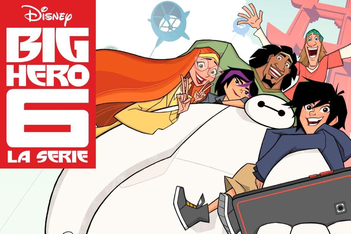 big hero 6 la serie streaming disney plus stagione 2