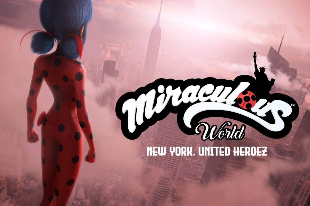 disney plus miraculous world new york united heroez