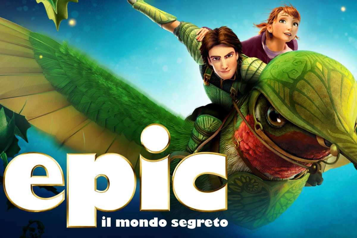 epic il mondo segreto disney plus