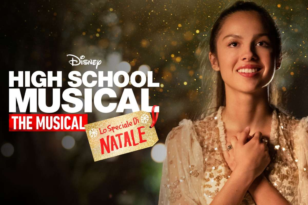 high school musical the musical lo speciale di natale