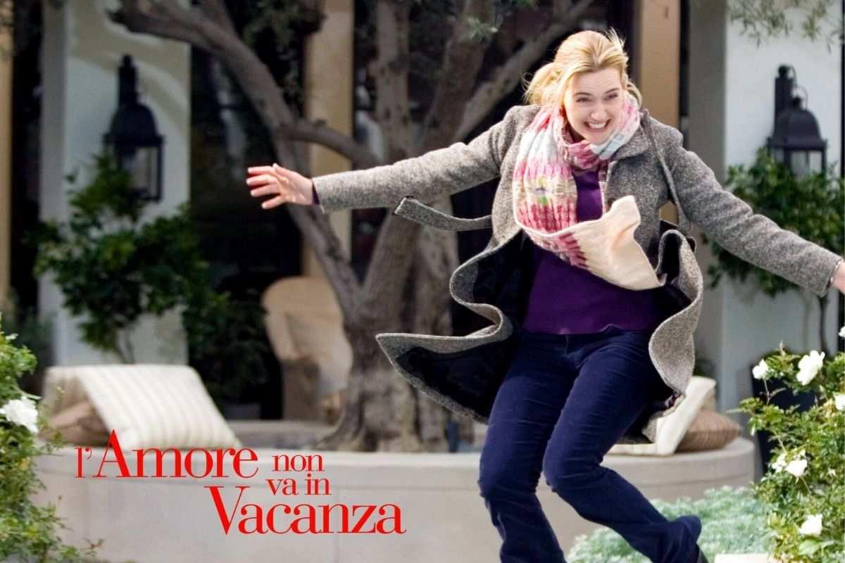 l'amore non va in vacanza film commedia romantica netflix