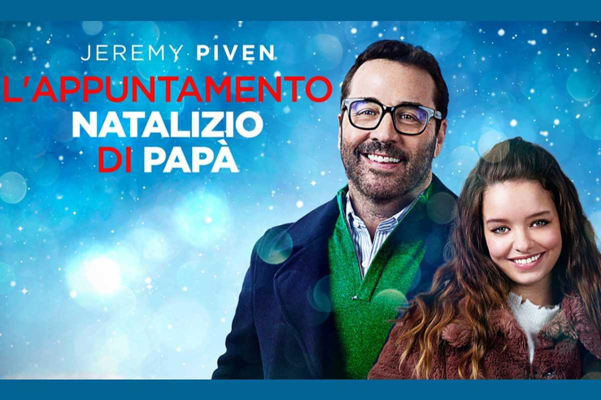 L'appuntamento natalizio di papà: una commedia natalizia su Amazon Prime Video