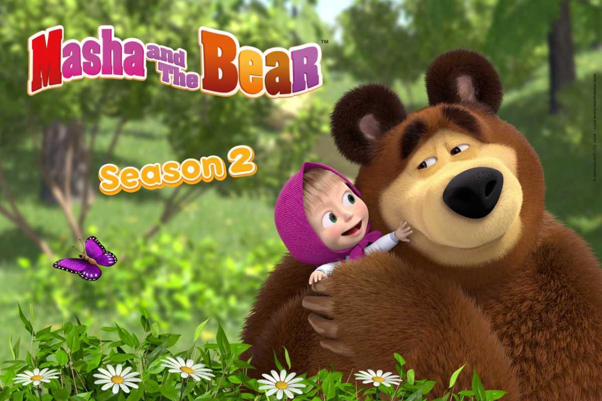 masha e orso stagione 2 amazon prime video