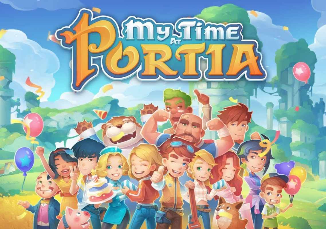 my time at portia gioco gratis epic games store