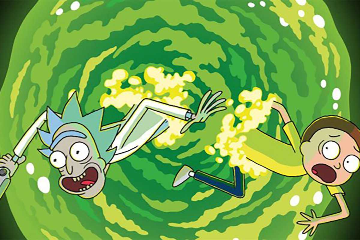 rick and morty teaser 5 stagione news