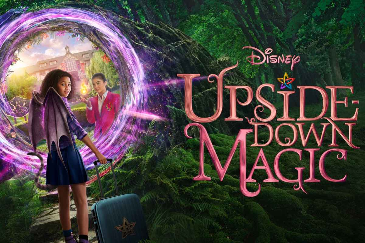 upside down magic disney plus film