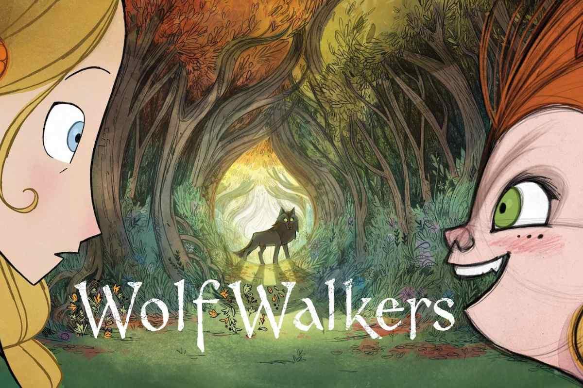 wolfwalkers film animato apple tv plus